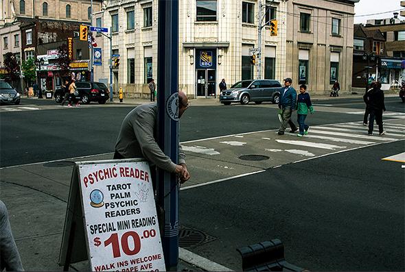 toronto psychic
