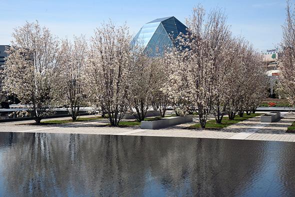 Aga Khan Park Toronto