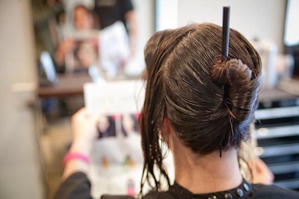 hair salon home