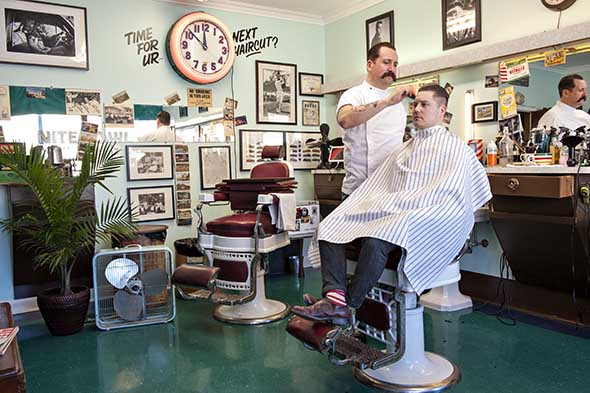 Barber Shop Forest Hills : barber shops toronto