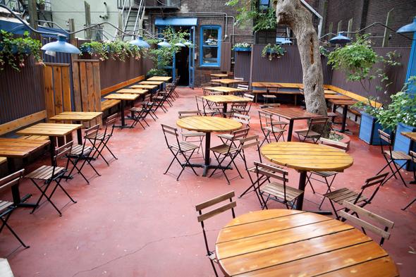 backyard patio toronto