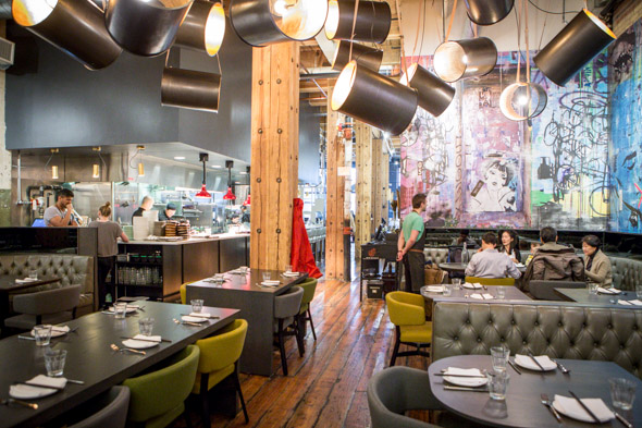 10 restaurants with stunning interior design in toronto