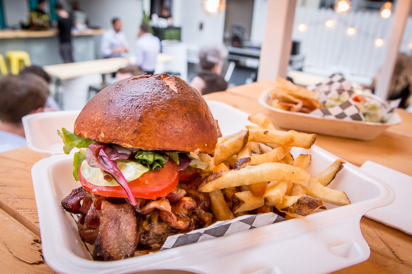The Top 5 New Burgers In Toronto For 2015