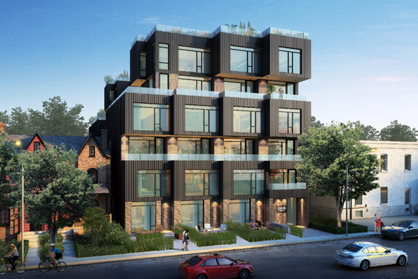 The Top 5 New Condos On West Side Of Toronto
