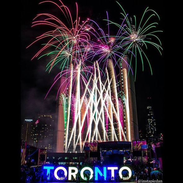Your photos of the pan am games in toronto