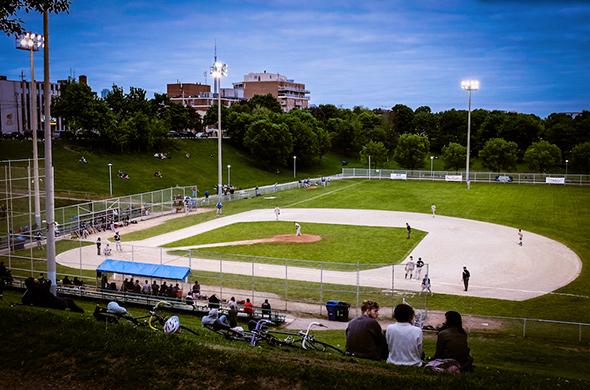 parks sports toronto