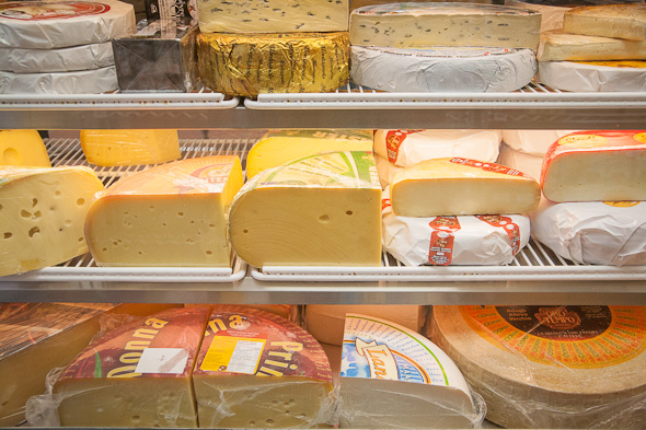 cheese toronto