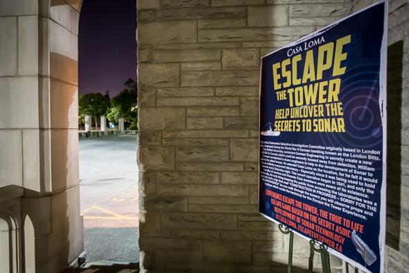 Escape the Tower