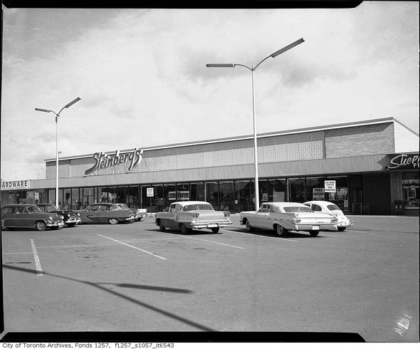 the lost supermarkets of toronto