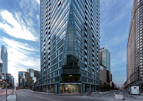 L Tower Toronto