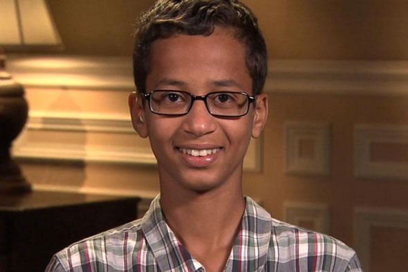 Texas Teen Ahmed Mohamed Invited To Toronto