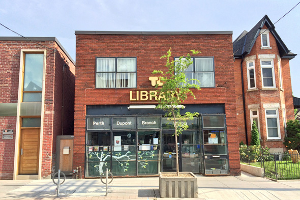 Markham Village Library Book A Room