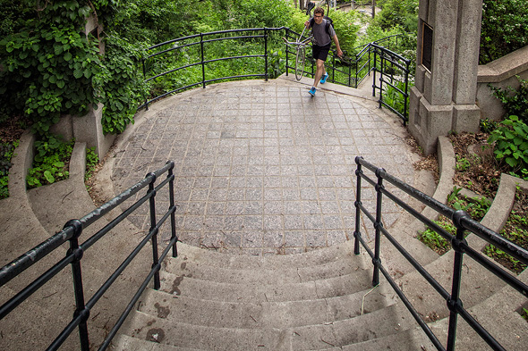 baldwin steps