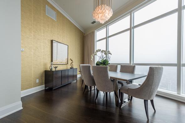 penthouse aura condo