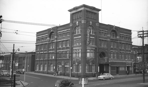 toronto gladstone hotel