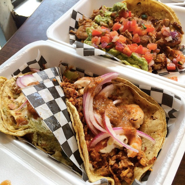 Mexican Food Toronto Financial District