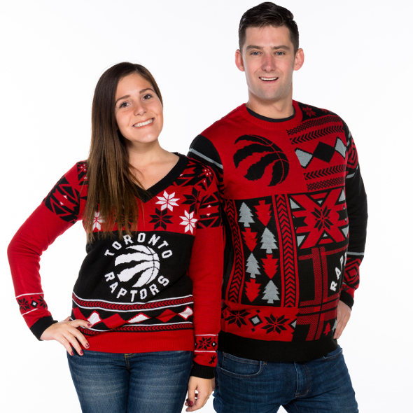 5 ugly Christmas sweaters for Toronto sports fans