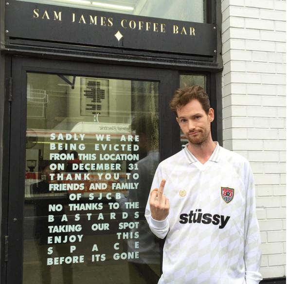 Sam James Ossington
