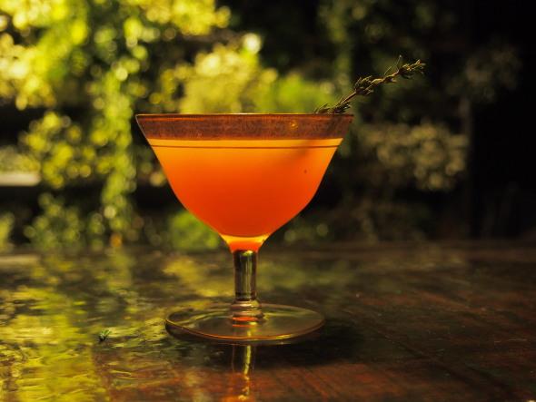 winter cocktails toronto