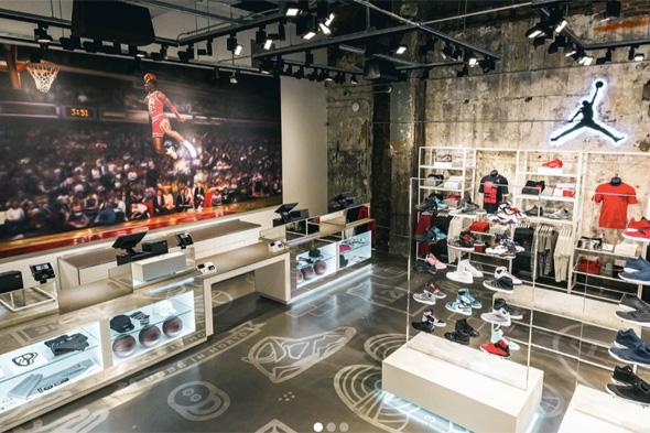Toronto getting its first michael jordan brand store for Nike jordan shop