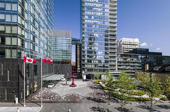 Hotel Residence Toronto