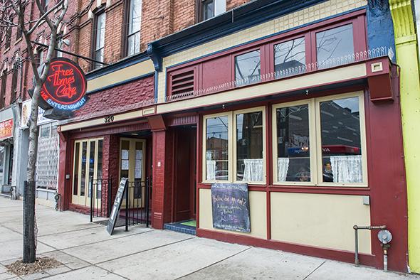 Free Times Cafe Toronto