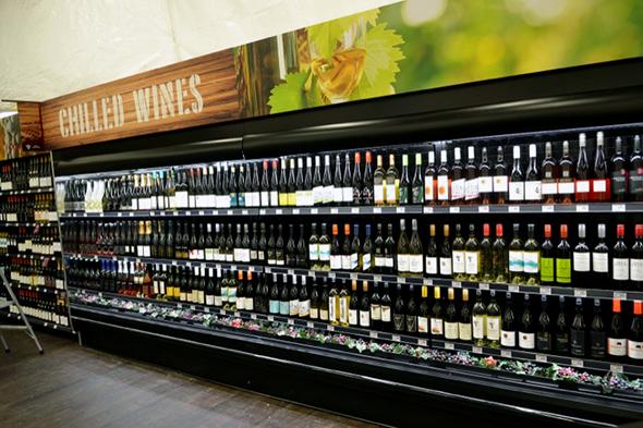 wine toronto supermarket