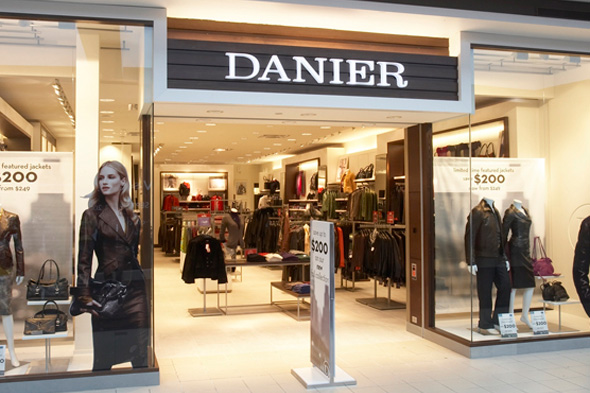 danier bankruptcy