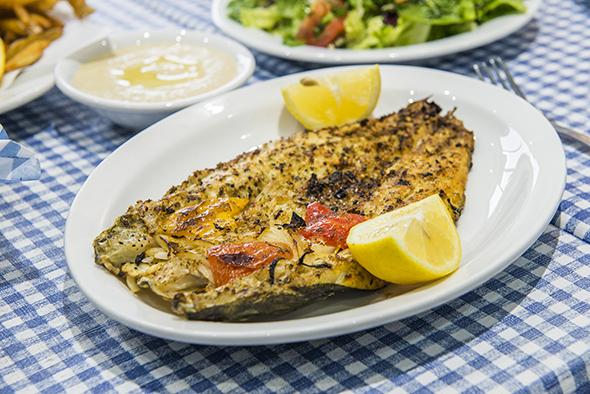Mermaid Fish Grill Toronto