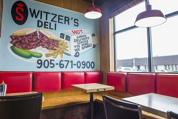 Switzers Deli Toronto
