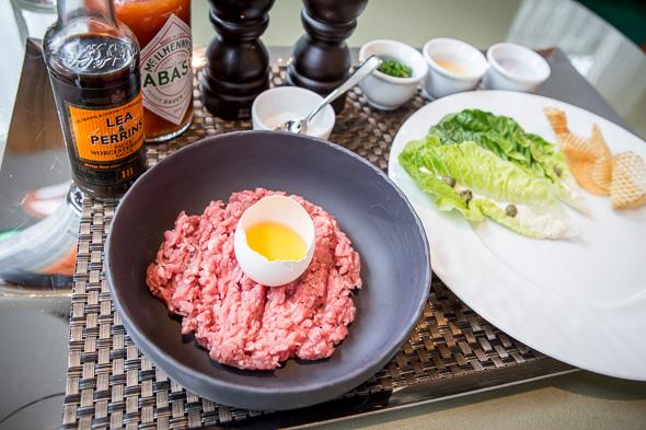Steak Tartare Toronto