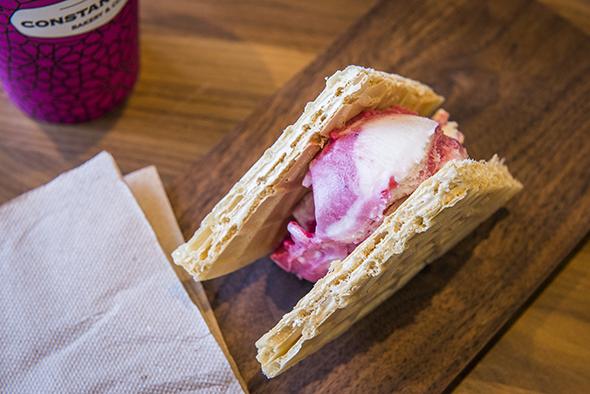 rose ice cream venice - photo#43