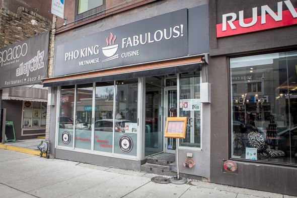 Pho King Fabulous Toronto