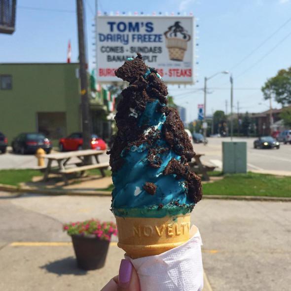 Tom's Dairy Freeze
