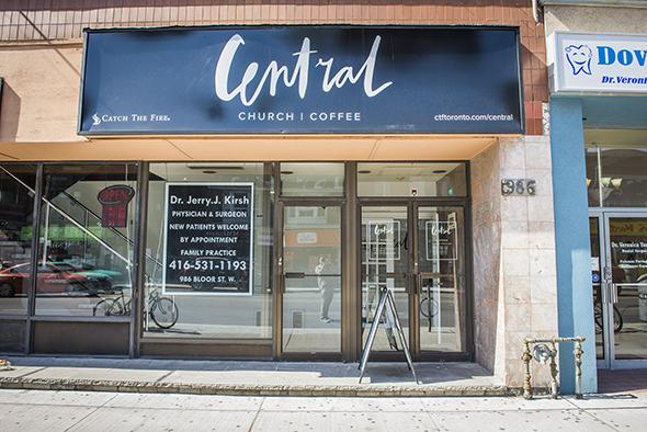 Central Coffee Toronto