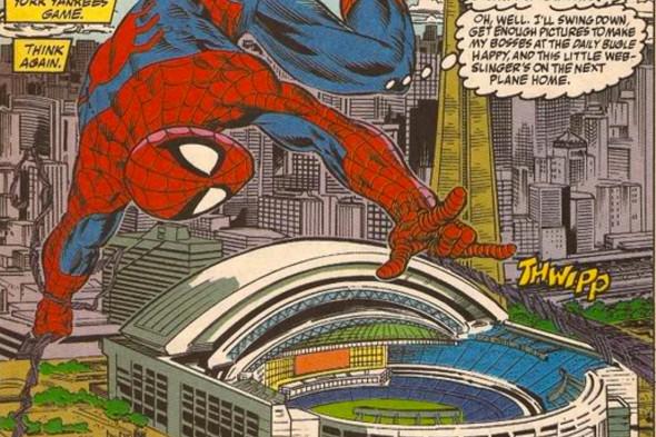 Spiderman Toronto