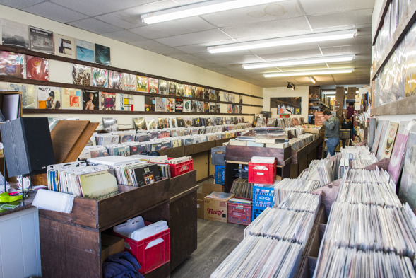The Best Vinyl Record Stores in Toronto