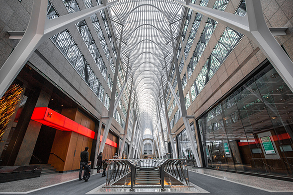 the 15 most beautiful indoor spaces in toronto