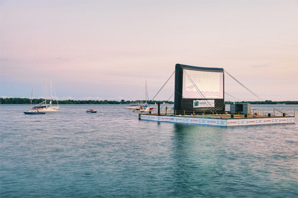 sail in cinema