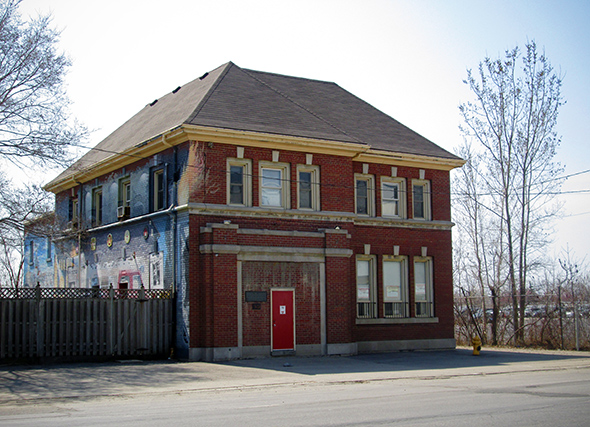 ashbridges bay fire hall