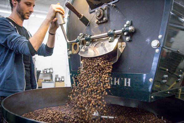 coffee roasters toronto