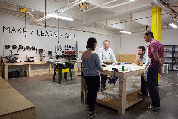 makerspaces toronto