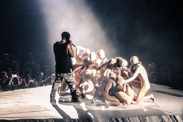 Kanye Toronto