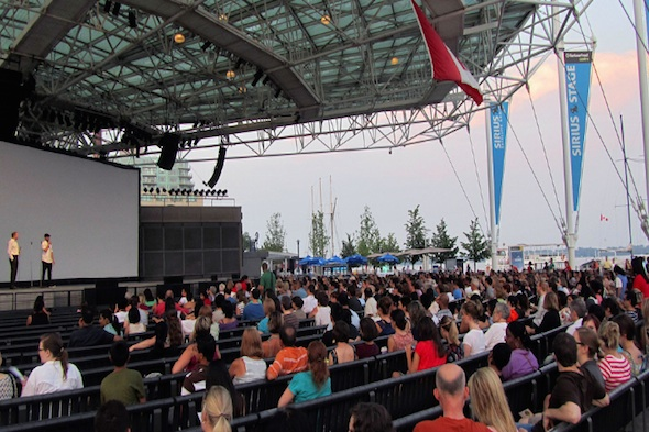 Harbourfront Centre Free Flicks