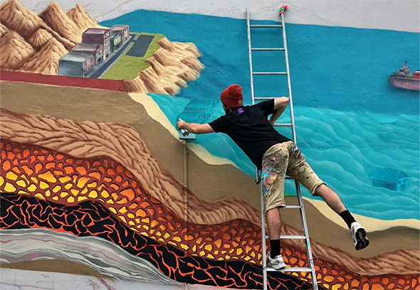 great lakes mural project