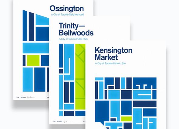 Toronto posters