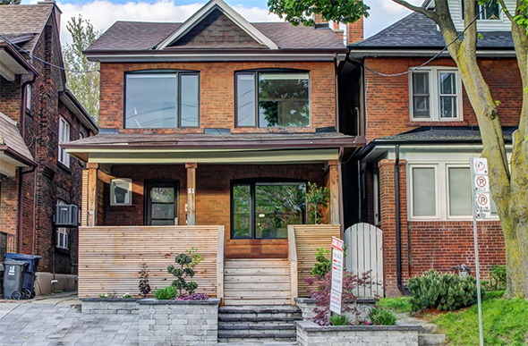 Home sales in Greater Toronto Area smash record