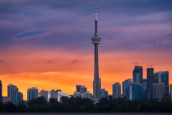 Toronto Weather: It's Going To Be A Scorcher In Toronto This Weekend
