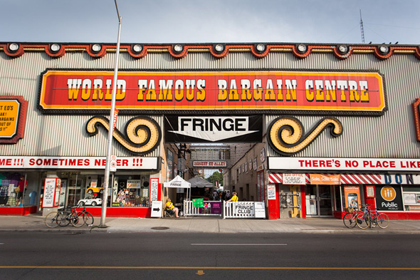 toronto fringe festival 2016