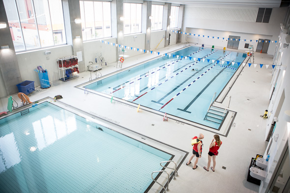 The top 27 swimming pools in toronto by neighbourhood - Centennial swimming pool richmond hill ...